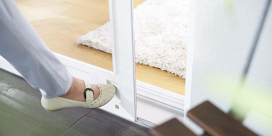 schiebet rsysteme fliegengitter hauck. Black Bedroom Furniture Sets. Home Design Ideas